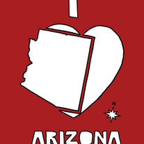 Arizona love, 5x7 print