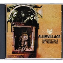 SLUM VILLAGE - FAN-TAS-TIC VOL. 2 CD