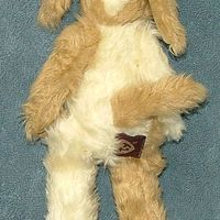 TY Beanie Baby Attic Treasures Scruffy the Dog 1993 - Thumbnail 1