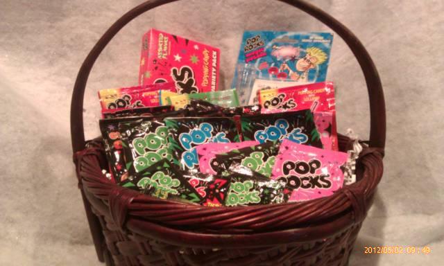 Connies creations pop rocks gift basket online store powered pop rocks gift basket negle Choice Image