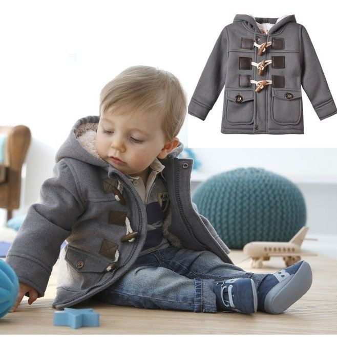 Collection Boys Pea Coats Pictures - Reikian