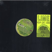 "Lime - Your Love 2000 12"" Vinyl"