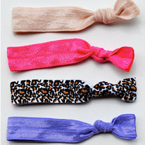 The Andrea Set-4 No-Crease Hair Ties