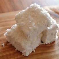 Gourmet Coconut Marshmallows