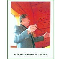 Howard Maurer 8x10 #020