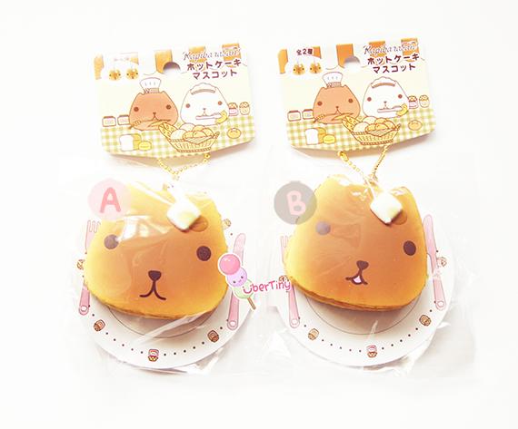 Rare* Kapibarasan Pancake (Buttered Honey) Squishy (licensed) ? Uber Tiny ? Online Store Powered ...