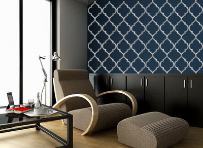 Cheap Beautiful Morocco Inspired Designer Pattern Stencil For Walls Decor  Better Than Vinyl Decals Or Wall Coverings With Wall Vinyl Designs.