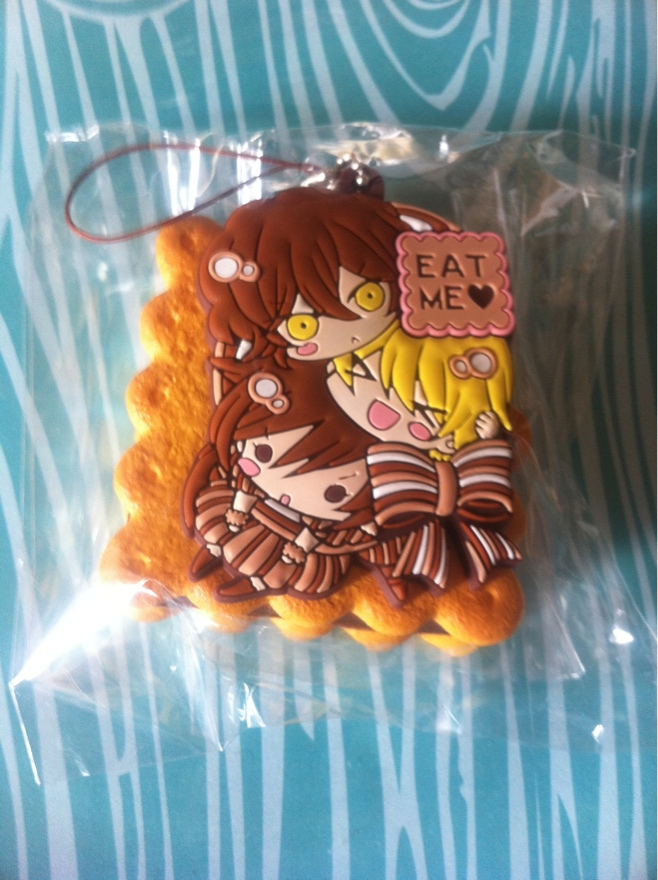 Squishy Rare : The Kawaii Hut Rare Pandora Hearts  Eat Me  Squishy Online Store Powered by Storenvy