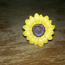 Sunflower Rings