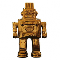 MEMORABILIA GOLD ROBOT (Limited Edition)