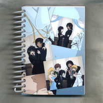 Notebook S - The Newlyweds Next-Door: Scrapbook