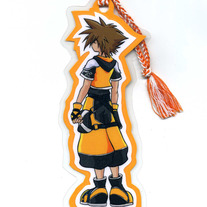 Bookmark - Kingdom Hearts II: Sora - Master Form (Fanart)