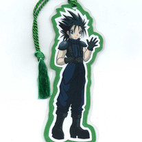 Bookmark - Final Fantasy VII: Advent Children: Zack (Fanart)