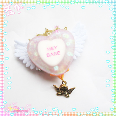 Conversation Candy Princess Angel 2-way Clip ver.3