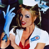 Blink 182-Enema of the State (clear orange)