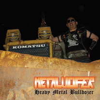 Distro - Metalucifer - Heavy Metal Bulldozer
