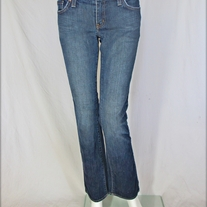 Blue2 Boot Cut Jeans