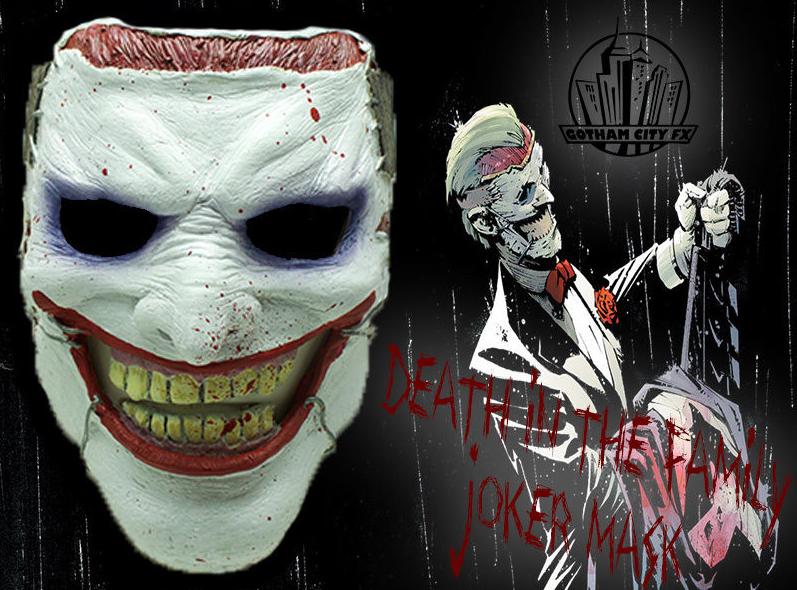 52 joker mask