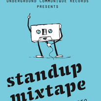 Standup Mixtape with Cameron Esposito Vol. 1-Caitlin Bergh-James Fritz