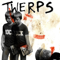 "Twerps ""I'm Stupid"" 7"" (Feeble Minds)"