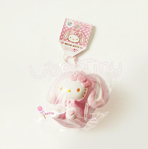 Squishy Sanrio Rare : Super rare Jumbo Hello Kitty in a Bunny Costume Squishy - Licensed Sanrio ? Uber Tiny ? Online ...