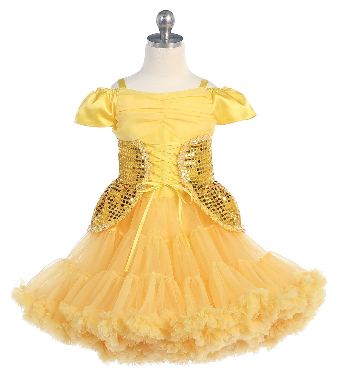 Souvent Belle Princess Sequins Tutu Dress · Butterfly Kisses · Online  YM73