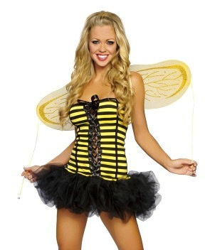 sexy honey bee