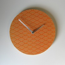 Objectify Wave Wall Clock