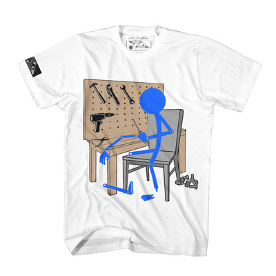 "Selfmade ""white/blue/black"""