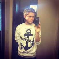 Anchor Crew Neck