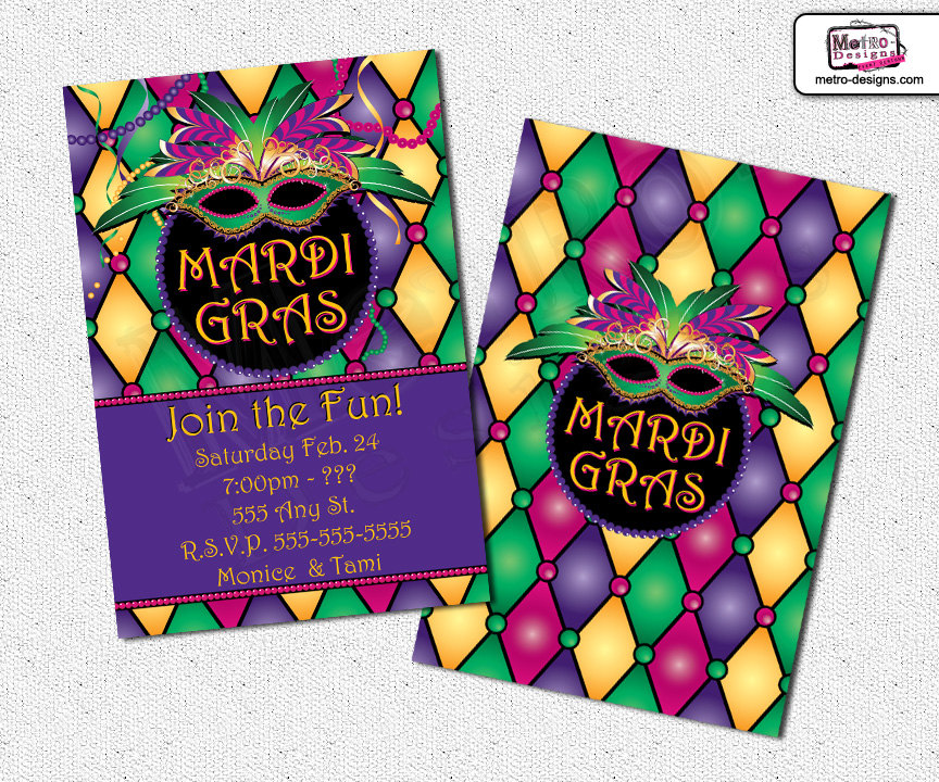 Mardi Gras Party Kit | Metro-Events Party Supplies | Online Store ...