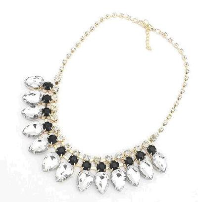 Diamant Statement Necklace