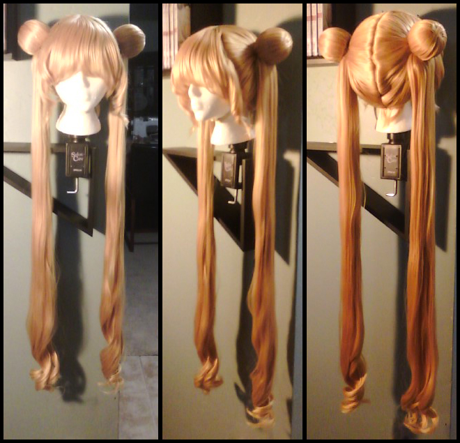 Sailor Moon Cosplay Wig Sailor Moon Cosplay Wig