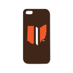 Browns State iPhone Case