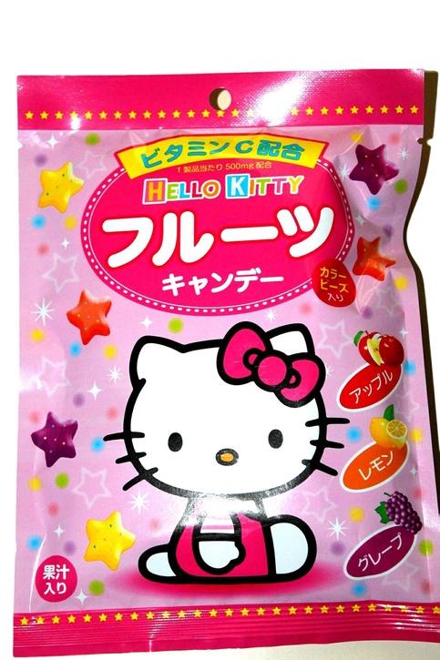 Hello Kitty Fruit Hard Candy Pack Japan Candy 183 Kawaii