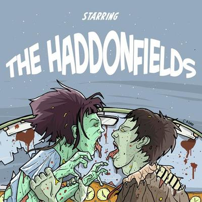 The haddonfields / jetty boys split 10""