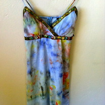 Tie-Dye Dress Size 3