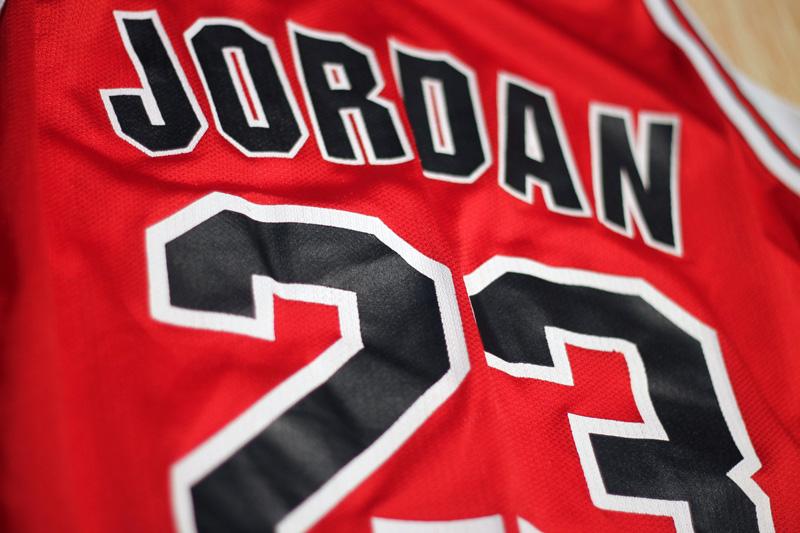 SLAM! Vintage | Michael Jordan Bulls Jersey | Old School Throwback