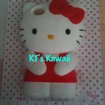 HK iPhone 4/4s Soft Silicone Case