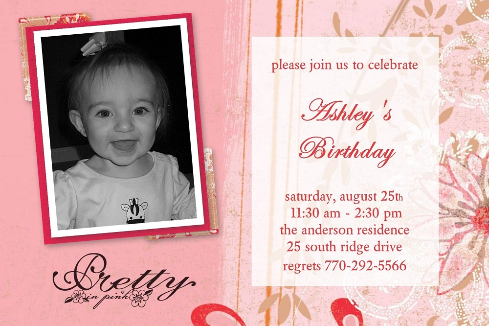 25Th Birthday Invitation as awesome invitation design