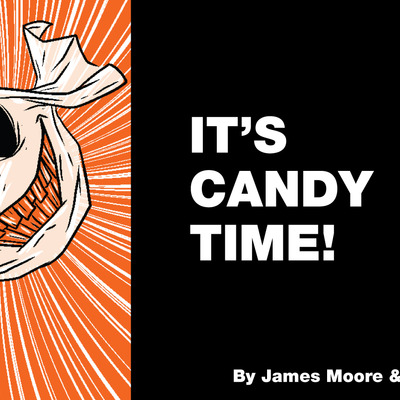 Monster tracts #1: it's candy time!