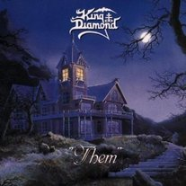King Diamond - Them (black vinyl)