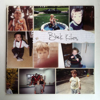 "Black Kites ""Songs Written While Things Were Changing"" LP"
