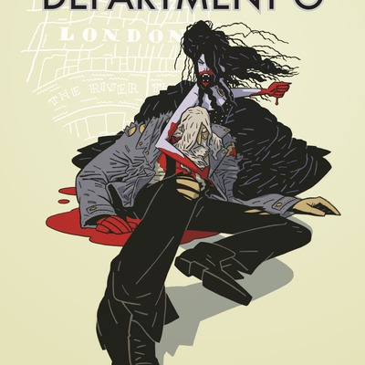 Department o issue #2