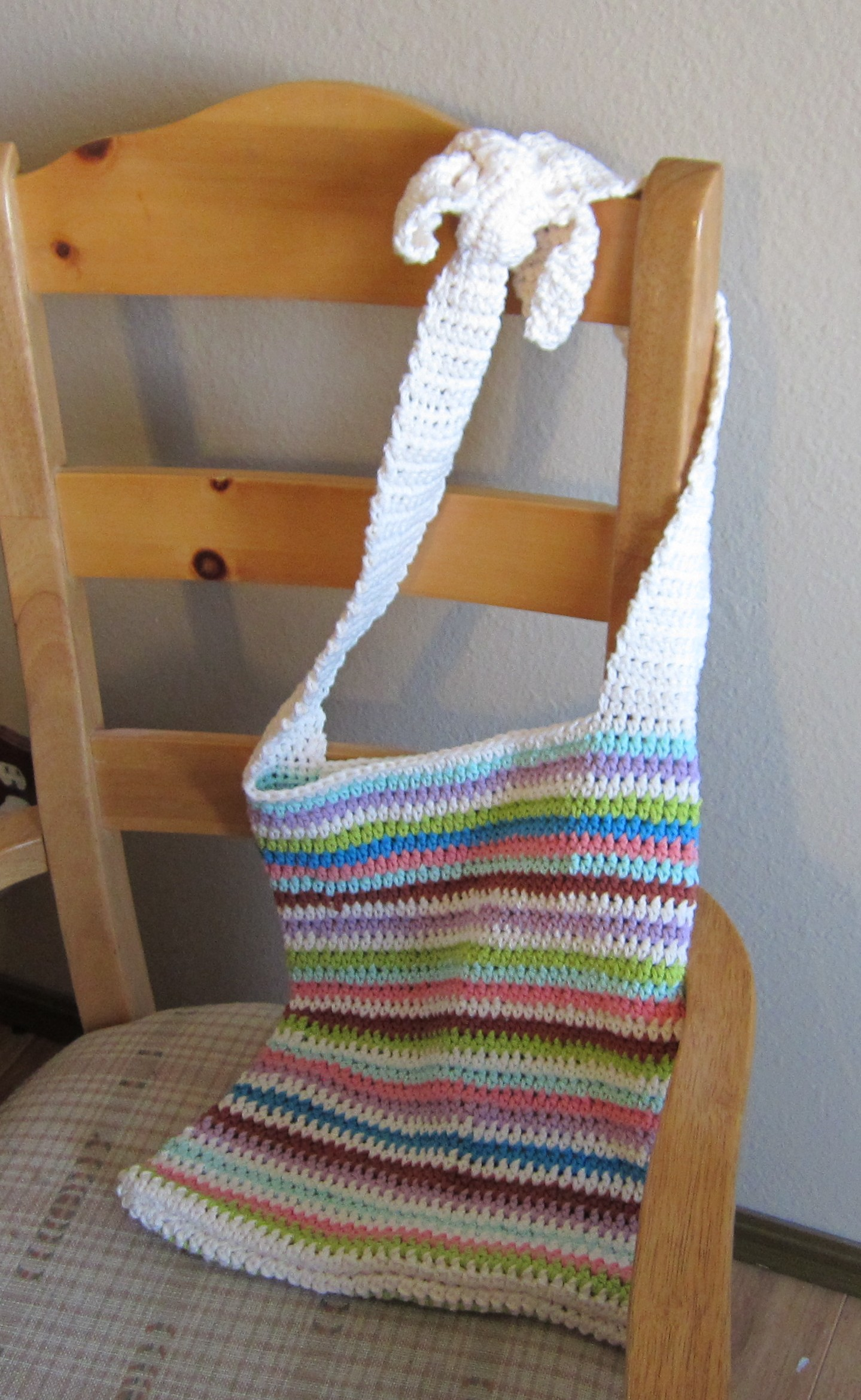 Crochet Hobo Bag : Crochet Tote/Hobo Bag/Purse This Desert Tote is Great For any Occasion ...