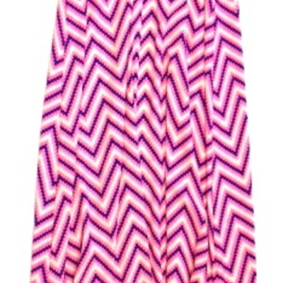 Resort maxi zigzag
