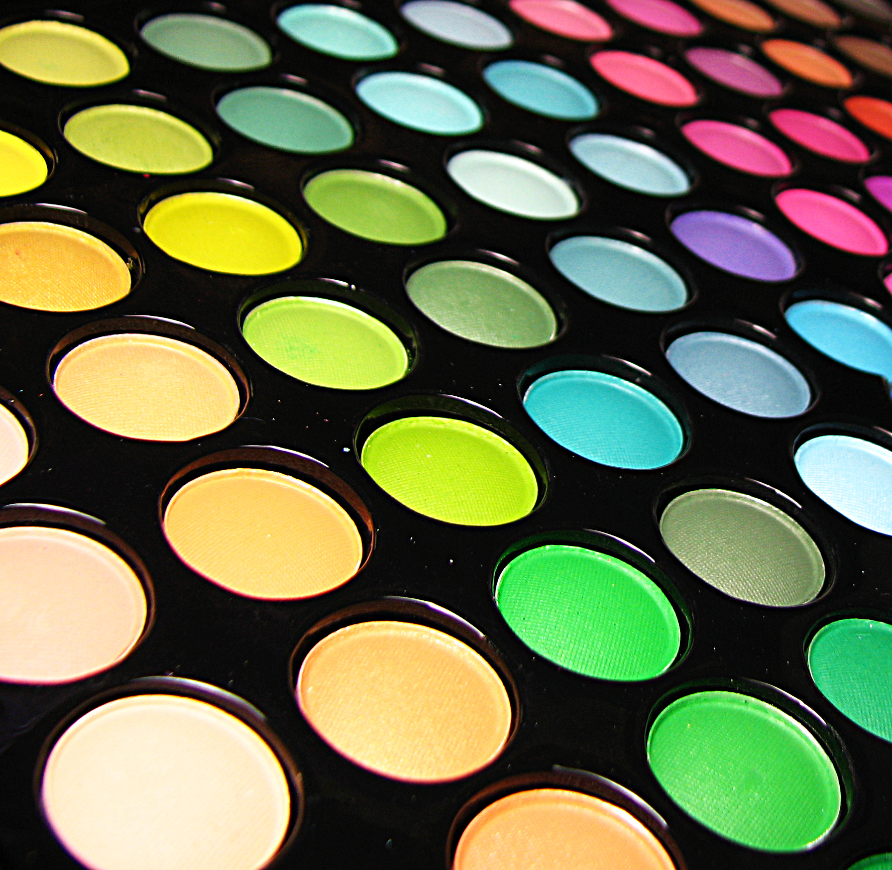 168 Eyeshadow Color Palette on Storenvy