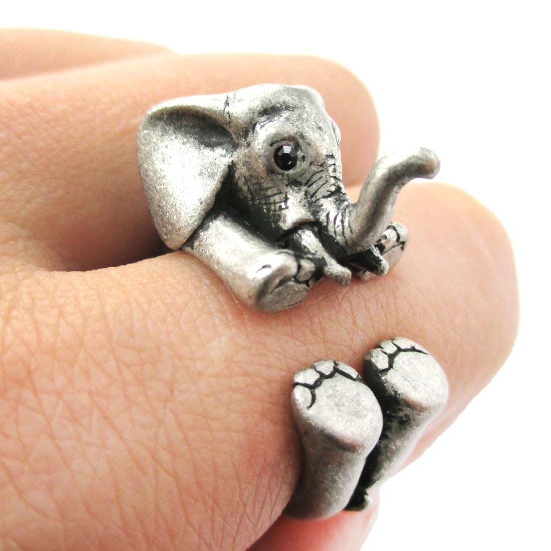Elephant ring - photo#1