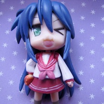 Lucky Star Konata Figure