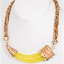 The Horn Necklace Set